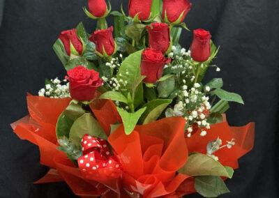 Mini rose box