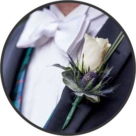 Weddings with Thistles